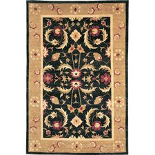 Harvest Moon Himalayan Sheep Flower Indoor/Outdoor Rug