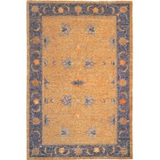 Heiress Himalayan Sheep Floral Rug