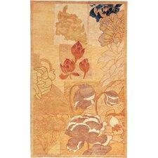 Le Fleur Himalayan Sheep Lotus Indoor/Outdoor Rug