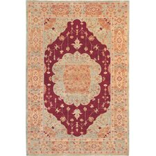 Memories Himalayan Sheep Floral Indoor/Outdoor Rug
