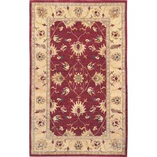 Memories Himalayan Sheep Flowers Indoor/Outdoor Rug