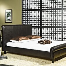 Mia Sleigh Bed