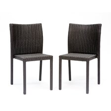 Apex Patio Dining Side Chair (Set of 2)