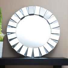 Pacific Round Wall Mirror