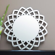 Troy Round Wall Mirror
