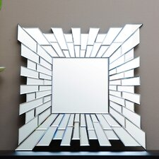 London Square Wall Mirror