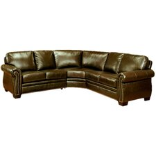 <strong>Abbyson Living</strong> Empire Leather Sectional