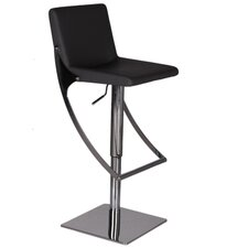 "<strong>Bellini Modern Living</strong> Sonic 21"" Adjustable Bar Stool"