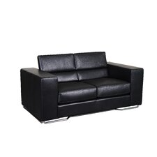 Caslon Leather Loveseat (Set of 2)
