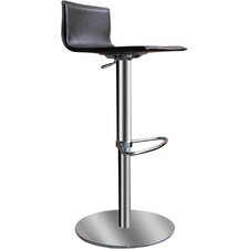 <strong>Bellini Modern Living</strong> Paula Adjustable Swivel Bar Stool