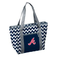 MLB Chevron 30 Can Cooler Tote