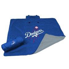 MLB LA Dodgers All Weather Fleece Blanket