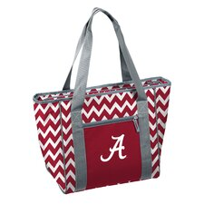 NCAA Chevron 30 Can Cooler Tote