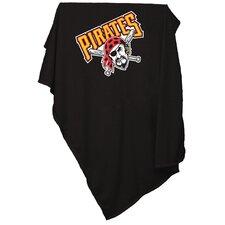 MLB Pittsburgh Pirates Sweatshirt Polyester Blanket