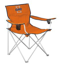 <strong>Logo Chairs</strong> NCAA Deluxe Chair