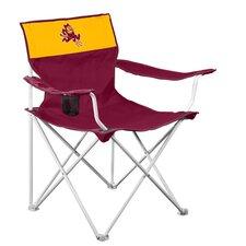 NCAA Canvas Chair