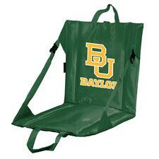 NCAA Stadium Beach Chair with Cushion