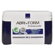 2900m Abri Form Premium Medium Breathable Brief