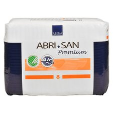 <strong>Abena International</strong> Abri San Premium (8) Air Plus Pad