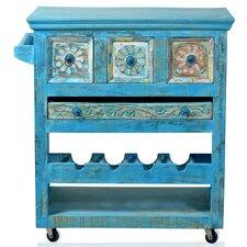 Küchenwagen Blue