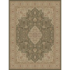 Empire Green/Ivory Rug