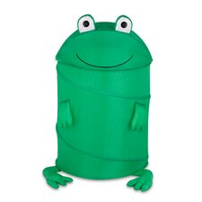 Large Kids Frog Pop-Up Hamper