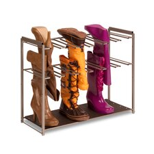 6-Pair Boot Rack
