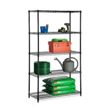 "72"" H 5 Shelf Shelving Unit Starter"
