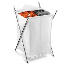 2 Compartment Folding Hamper