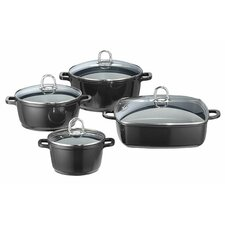 Nero 4 Piece Cookware Set