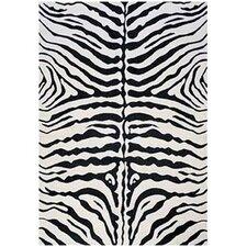 Supreme Zebra Print Rug
