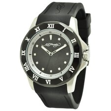 Men's Roman Watch in Black