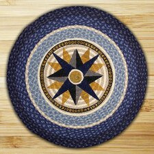 Compass Patch Rug