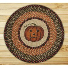 <strong>Earth Rugs</strong> Jack O Lantern Novelty Rug