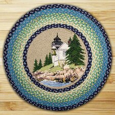 Bass Harbor Novelty Rug