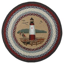 Lighthouse Novelty Rug