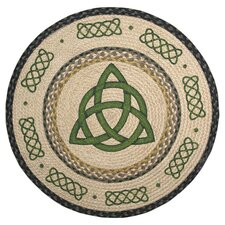 Irish Knot Novelty Rug