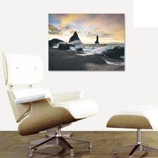 """Wandbild """"Kap Dyrholaey"""" - 60 x 80 cm"""