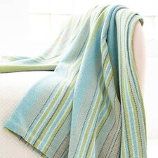 <strong>Dash and Albert Rugs</strong> Aquinnah Woven Cotton Throw