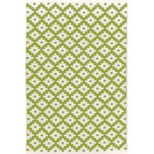 Samode Sprout Ivory Indoor/Outdoor Rug