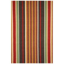 <strong>Dash and Albert Rugs</strong> Woven Montana Stripe Rug