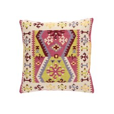 Bohemian Wool Pillow