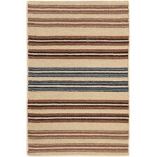 Feed Sack Stripe Rug