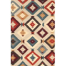<strong>Dash and Albert Rugs</strong> Texcoco Kelm Stripe Rug