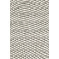 Two Tone Rope Light Gray Indoor/Outdoor Area Rug