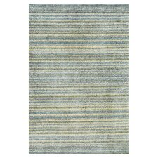 Tufted Brindle Sea Stripe Area Rug