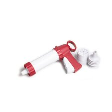 Plastic Cookie and Icing Gun Set