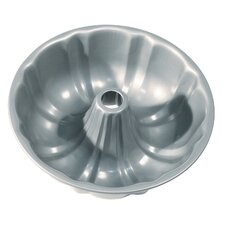 <strong>Fox Run Craftsmen</strong> Non-Stick Fluted Cake Pan with Center Tube