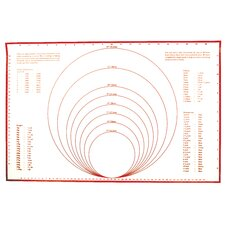 Baking Mat with Measurements