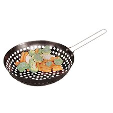 <strong>Fox Run Craftsmen</strong> Non-Stick BBQ Stir Fry Wok